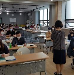 수레요양보호사교육원 실습 대체교육